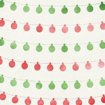 Watercolor Christmas #10