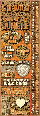 Safari Combo Sticker