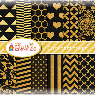 Elegant Midnight Collection