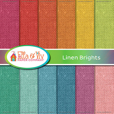Linen Brights Collection