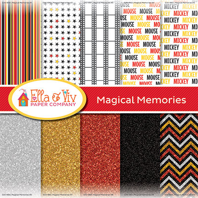 Magical Memories Collection