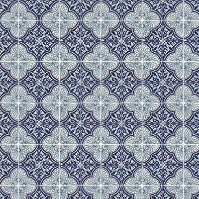Deep Blue Mosaic #10 EAV-490