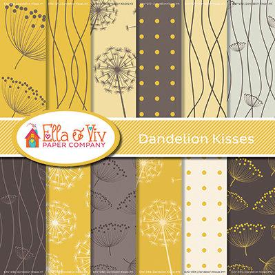Dandelion Kisses Collection