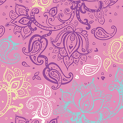 In Bloom Purple