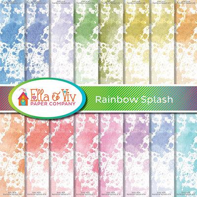 Rainbow Splash Collection