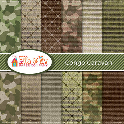 Congo Caravan Collection