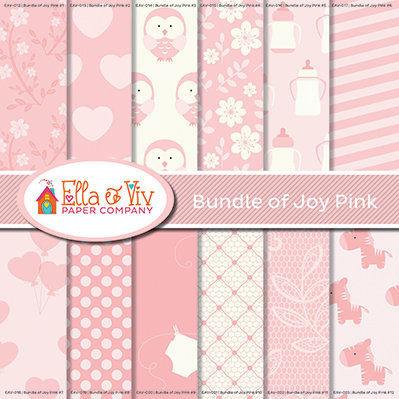 Bundle of Joy Pink Collection