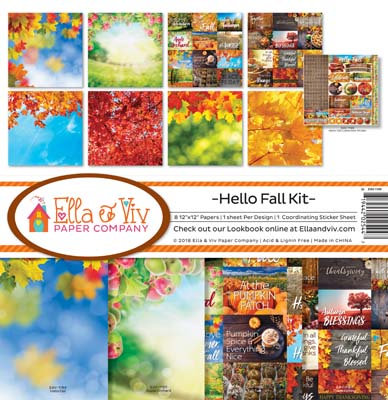 Hello Fall Collection Kit