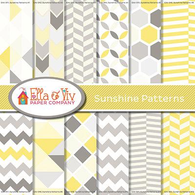 Sunshine Patterns Collection