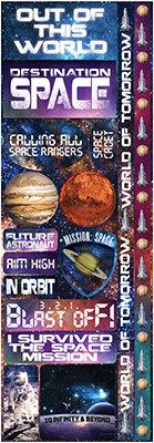 Galaxy Combo Sticker