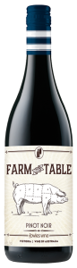 Farm to Table Pinot Noir 2018