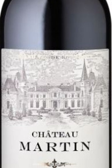 Château Martin Rouge 2015
