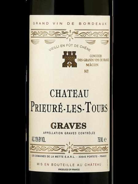 Château Prieuré les Tours 2015