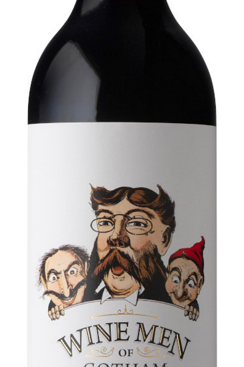 Wine Men of Gotham	Shiraz 2019