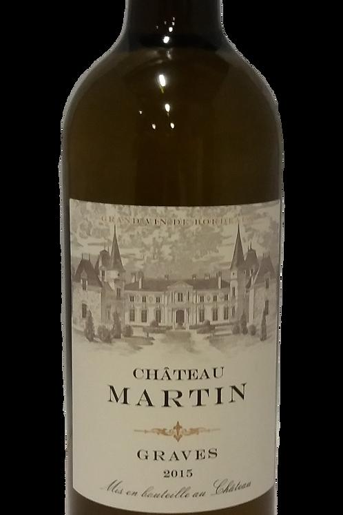 Château Martin Blanc 2016