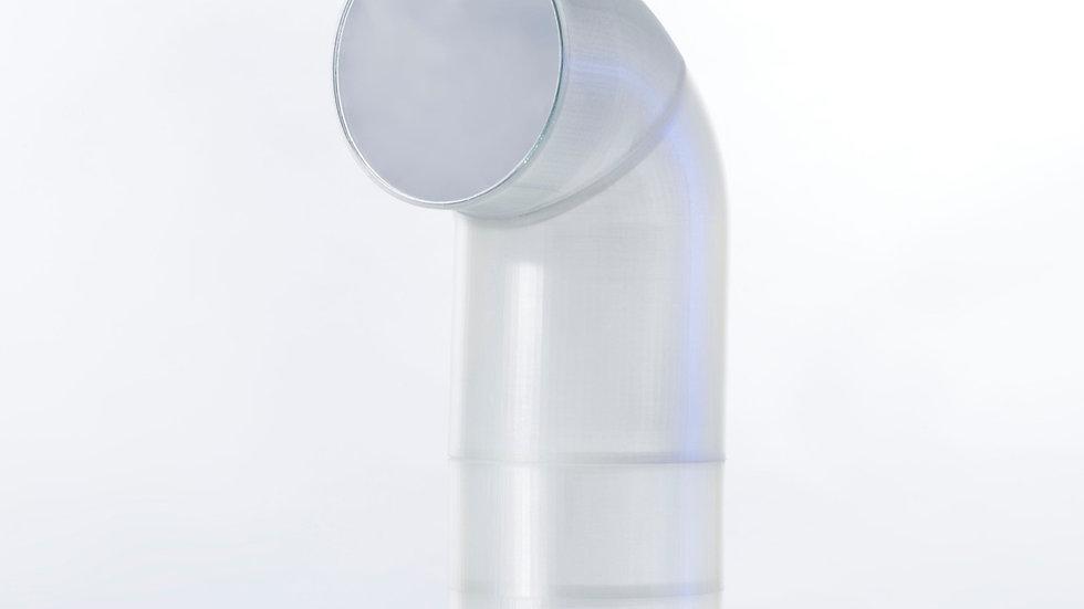 Mirror Periscope Semi Translucid