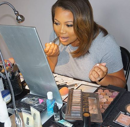 Class in session! Come learn the Makeup