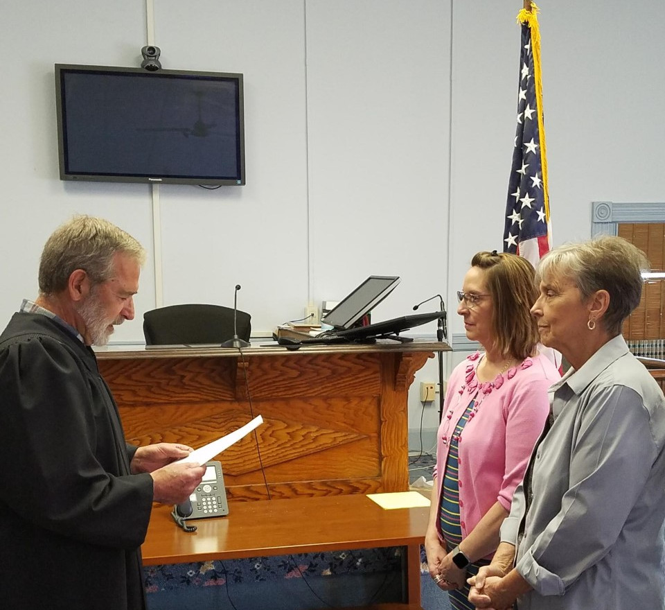 Two more Advocates Join Frontier CASA