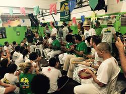 Roda i Belo Horiznte juli 2015
