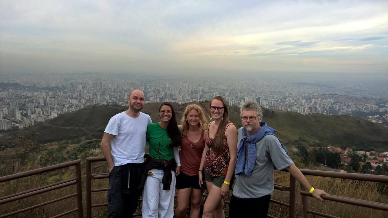 Grupo Ginga i Belo Horizonte