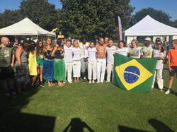 Capoeira Roda i Tangkroen 2015