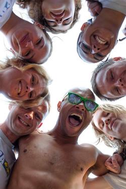 Grupo Ginga wefie juni 2015