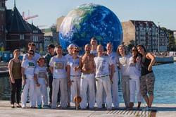 Grupo Ginga Aarhus med venner