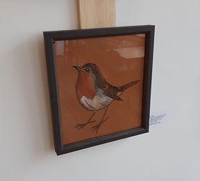 Robin by Ian Tod
