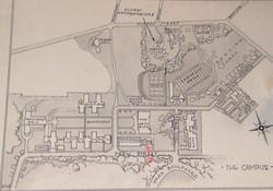 Map of CMU