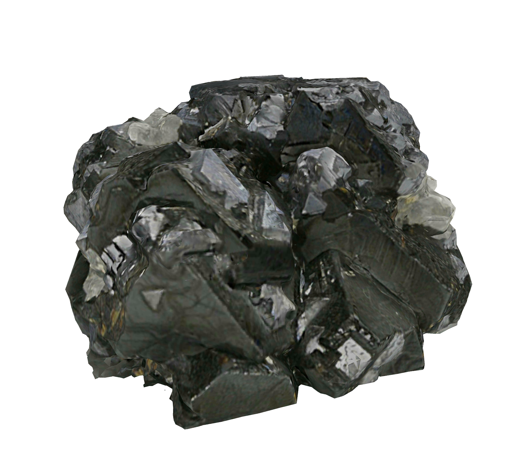 Sphalerite with Galena