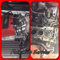 Honda S2000 (Engine)