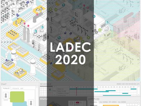 LADEC2020に協賛しました