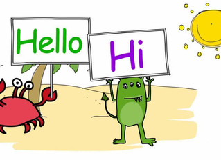 """Say Hello!"" 5 Reasons I Expect my Disabled Students to Greet Each Other By Name"