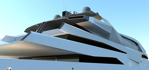 YXXI Yacht Design Project 4