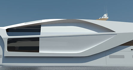 YXXI Yacht Design Project 3