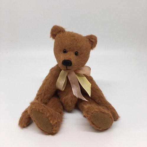 Mini Mohair Handmade Bears