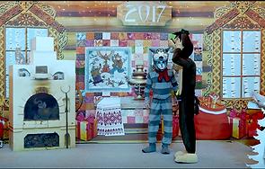 театрализованное интерактивное представление на детский праздник