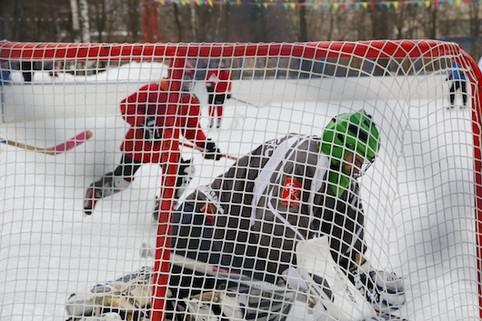 чемпионат по хоккею на Зимней Спартакиаде