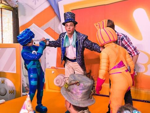 детское шоу фиксики