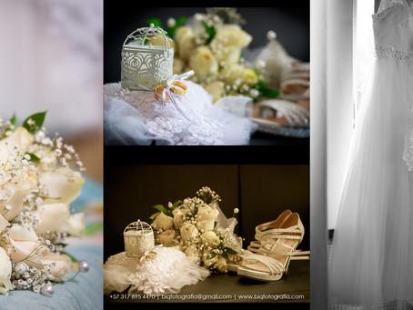 Los momentos de la boda