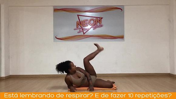 Fica em casa: Flex com Lorrana Araújo