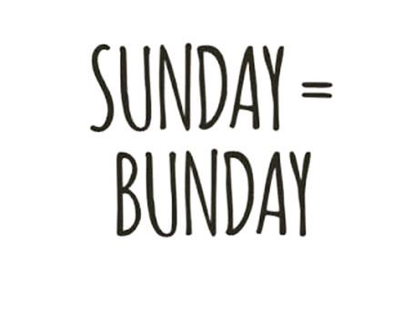 Sunday bunday ou Sunday bumday