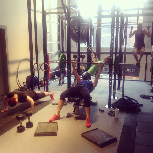 Instagram - You go girls!! Upper body workout at Girls Who Lift this morning.jpg