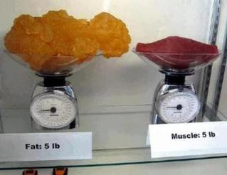Don't be preoccupied with your body weight