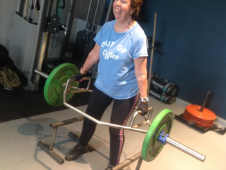 Article: Why Lifting is the New Running for Women Over 40