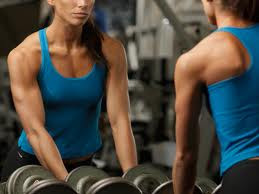 ARTICLE: Women - pick up the weights! (and not just the little ones...)
