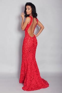 Scarlet Dress V.2