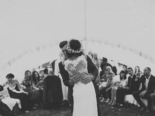 Hannah's Bespoke Bridal Gown and Bridesmaid Dresses