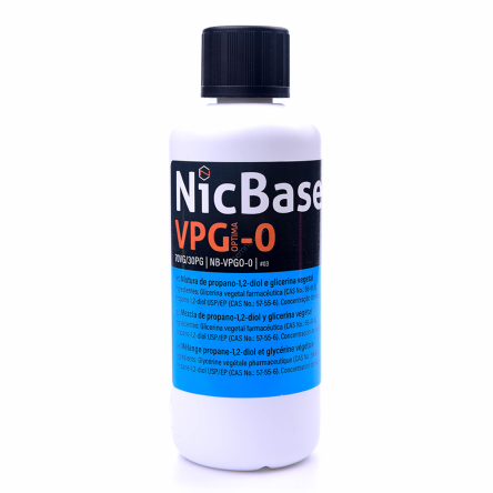 ChemNovatic - Base 70/30 VPG 100ml