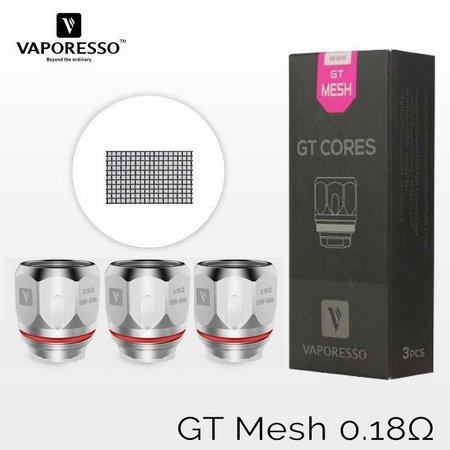 GT Mesh 0.18ohm